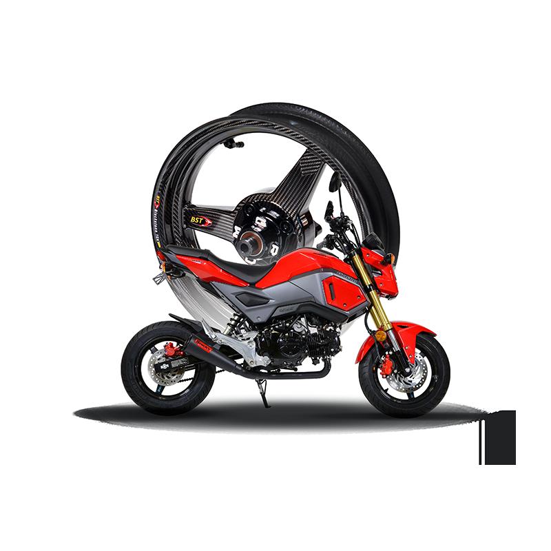 Honda Grom Carbon Fibre Wheels
