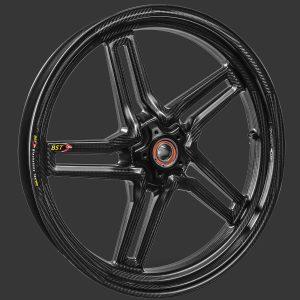 BST Rapid TEK Carbon Fibre Front Wheel