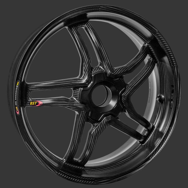 BST Rapid TEK Offset Carbon Fibre Rear Wheel