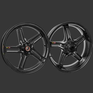 BST Rapid TEK Carbon Fibre Wheels