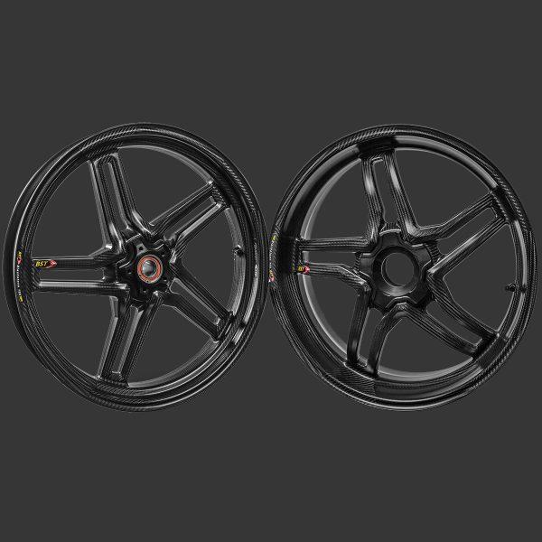 BST Rapid TEK Carbon Fibre Wheels